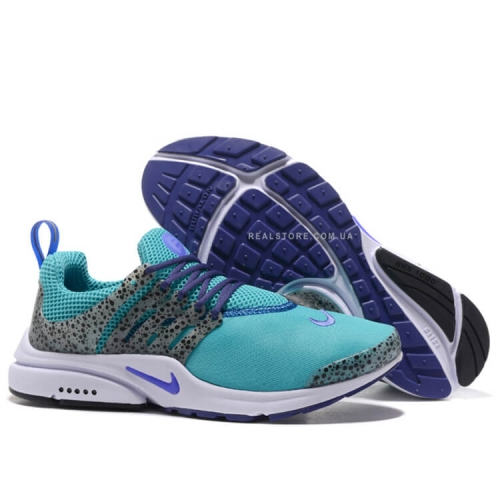 "Кроссовки Nike Air Presto QS Safari Pack ""Turbo Green"""