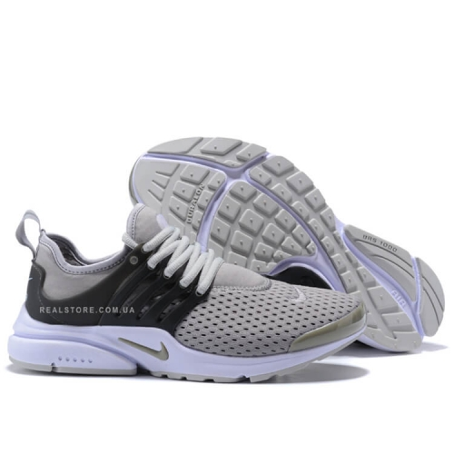 "Кроссовки Nike Air Presto Ultra BR ""Grey/Black"""