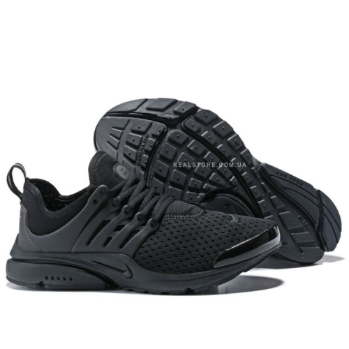 "Кроссовки Nike Air Presto Ultra BR ""Triple Black"""