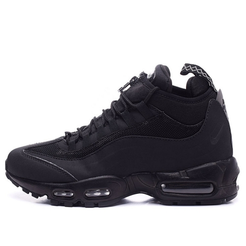 "Кроссовки Nike Air Max 95 Sneakerboot Anniversary ""Black"""