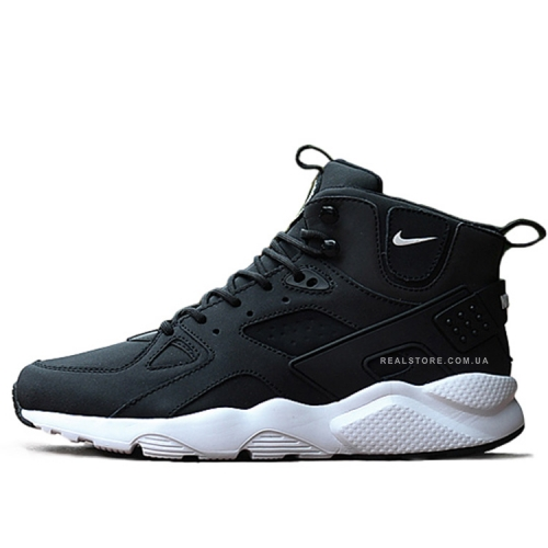 "Кроссовки Nike Air Huarache Winter ""Black/White"""