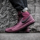 "Кроссовки Nike Lunar Force 1 Duckboot 17 ""Bordeaux"""