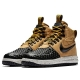 "Кроссовки Nike Lunar Force 1 Duckboot 17 ""Gold/Black"""