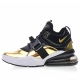 "Кроссовки Nike Air Force 270 QS ""Gold Standard"""