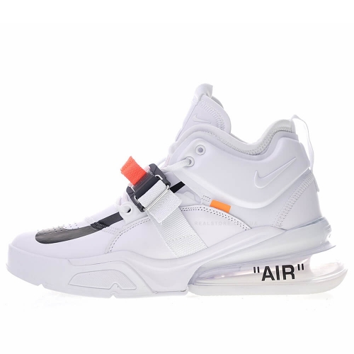 "Кроссовки Nike Air Force 270 x Off-White ""Core White"""