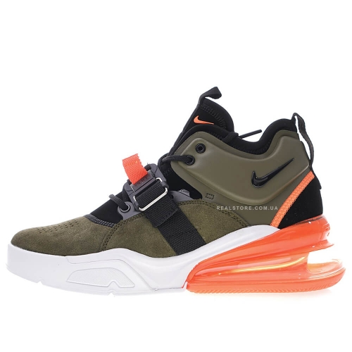 "Кроссовки Nike Air Force 270 PRM ""Medium Olive"""