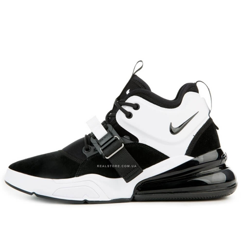 "Кроссовки Nike Air Force 270 PRM ""Core Black"""