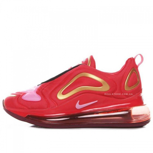 "Кроссовки Nike Air Max 720 ""Red/Gold"""