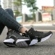 "Кроссовки Nike Air Huarache Mid ""Black White"""