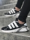 "Кроссовки Adidas Lexicon Future ""Black White"""