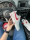 Кроссовки Nike Air Force 1 Low White Red Star
