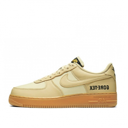 Кроссовки Nike Air Force Low GORE-TEX Beige