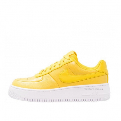 Кроссовки Nike Air Force 1 Low Yellow White
