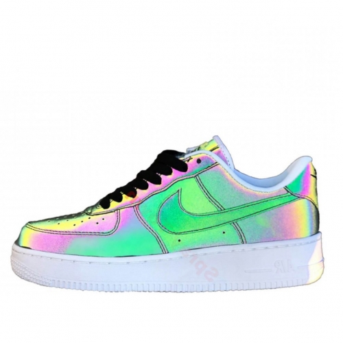 Кроссовки Nike Air Force 1 Low Reflective