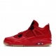 Кроссовки Nike Air JORDAN 4 RETRO FIRE RED SINGLES DAY