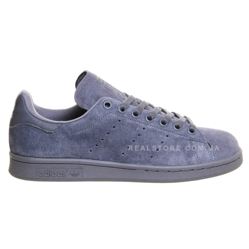 "Кроссовки Adidas Originals Stan Smith Suede ""Grey"""