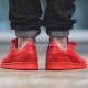 "Кроссовки Adidas Originals Stan Smith Suede ""Power Red"""
