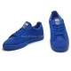 "Кроссовки Adidas Stan Smith Suede ""Blue"""