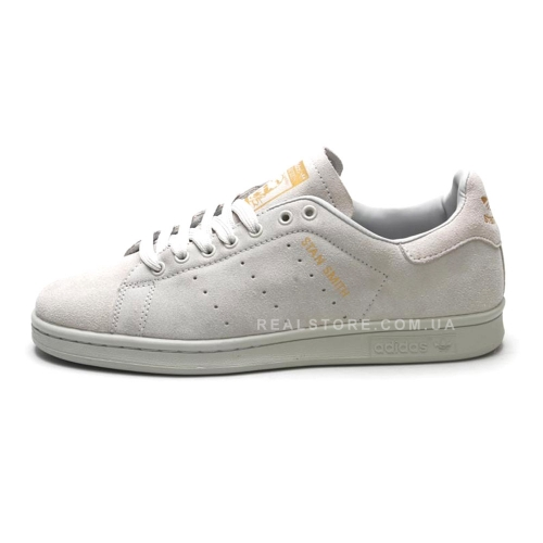 "Кроссовки Adidas Stan Smith Suede ""Grey"""