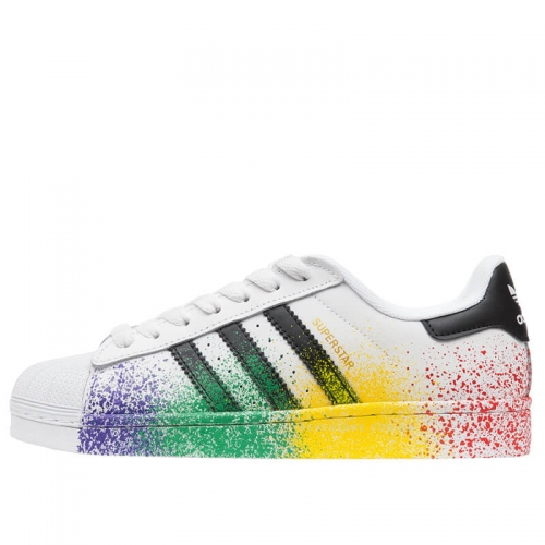 "Кроссовки Adidas Superstar Pride Pack ""White"""