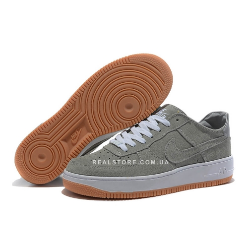 "Кроссовки Nike Air Force 1 Deconstruct Prm ""Grey"""