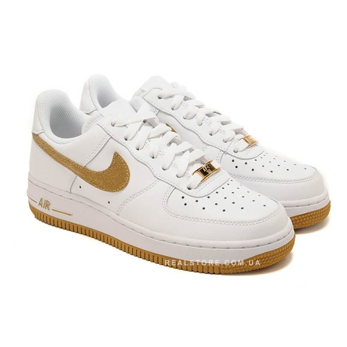 "Кроссовки Nike Air Force 1 Low ""White/Beige"""