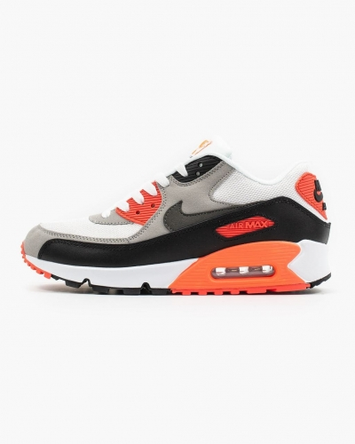 "Кроссовки NNike Air Max 90 ""Black/Grey/Red"""