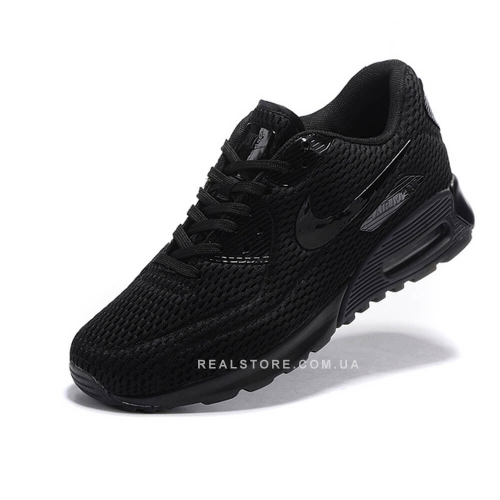 "Кроссовки Nike Air Max 90 Ultra BR ""Triple Black"""