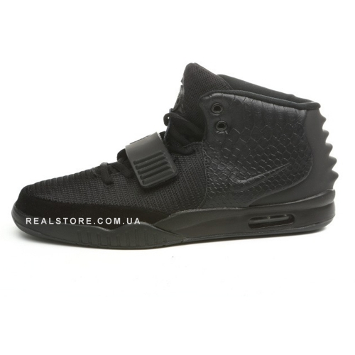 "Кроссовки Nike Air Yeezy 2 ""Black"""
