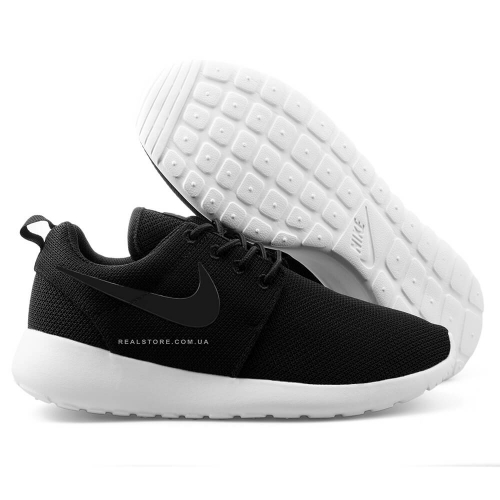 "Кроссовки Nike Roshe Run ""Black Label"""