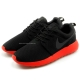 "Кроссовки Nike Roshe Run ""Black/Red"""