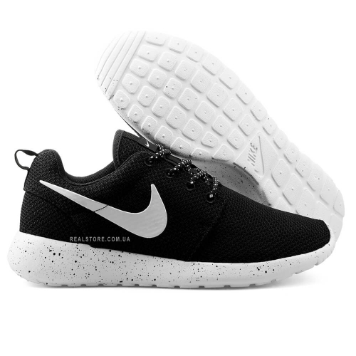 "Кроссовки Nike Roshe Run Oreo ""Black/White"""
