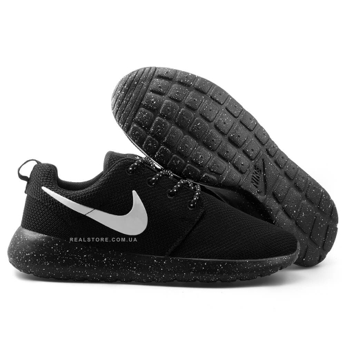 "Кроссовки Nike Roshe Run Oreo ""Black"""