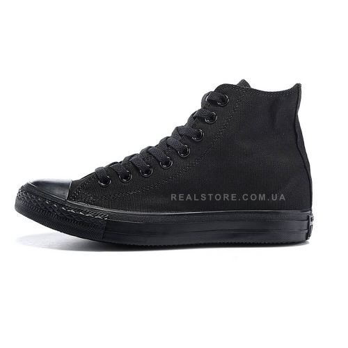 "Кеды Converse All Star Chuck Taylor ""Black"""