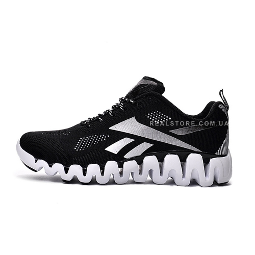 "Кроссовки Reebok Men Running ""Black/White"""