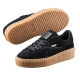 "Кроссовки Puma X Rihanna Creepers ""Black/Brown"""