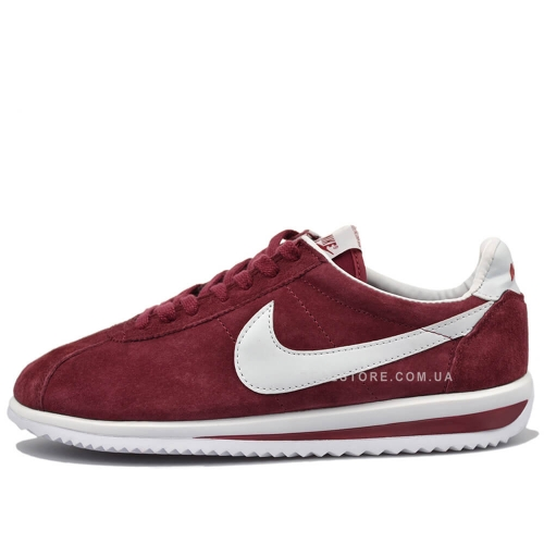 "Кроссовки Nike Cortez Suede ""Red/White"""