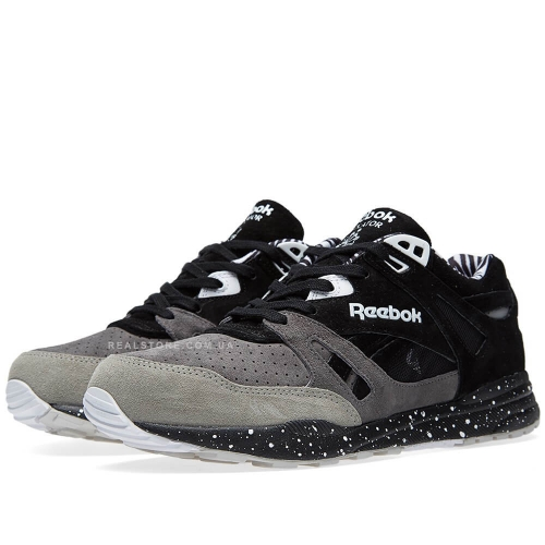 "Кроссовки Reebok X Mighty Healthy Ventilator ""Black/Gray"""