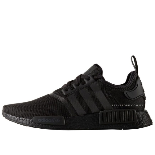 "Кроссовки Adidas NMD R1 ""Triple Black"""