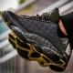 "Кроссовки Nike Air Jordan 13 Retro Low QUAI 54 ""Black/Grey"""