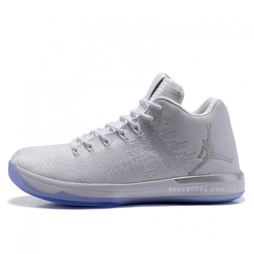 "Кроссовки Nike Air Jordan XXXI Pure Money ""White Ice"""