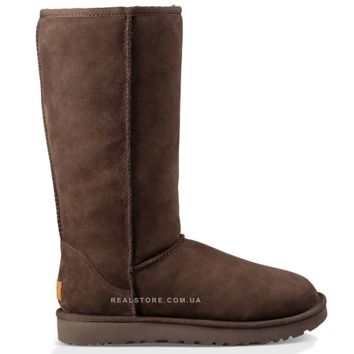 "UGG Classic Tall ""Chocolate"""