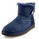 "UGG Bailey Button Mini Bling ""Blue"""