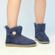 "UGG Bailey Button Mini ""Blue"""