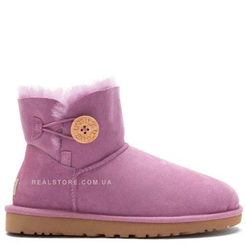 "UGG Bailey Button Mini ""Lavender"""