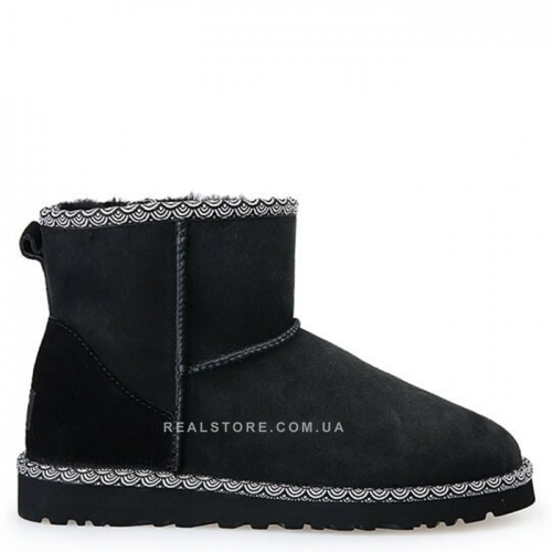 "UGG Classic Mini Liberty ""Black"""
