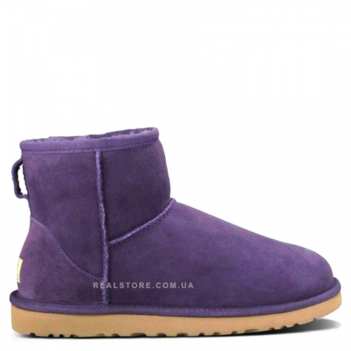 "UGG Classic Mini ""Purple"""