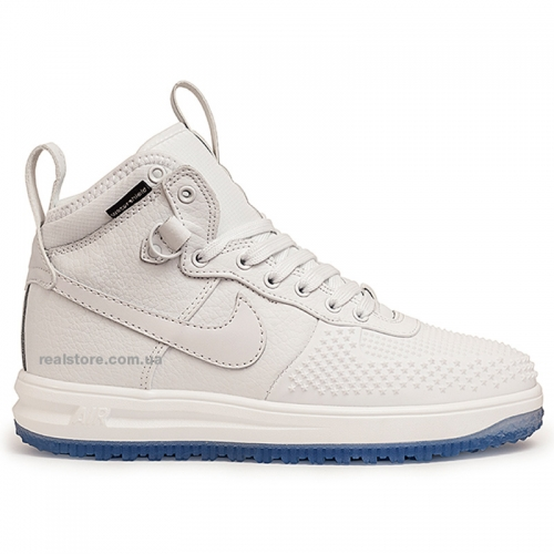 "Кроссовки Nike Air Force 1 Lunar Duckboot ""White Ice"""