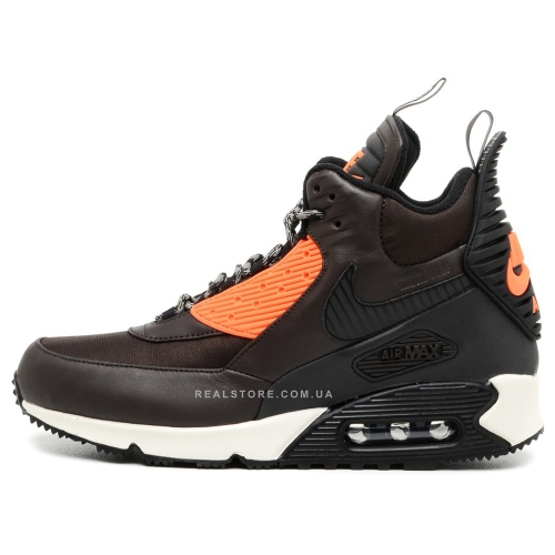 "Кроссовки Nike Air Max 90 Winter Sneakerboot ""Brown"""