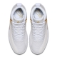 "Кроссовки Nike Air Jordan 12 Retro OVO ""White/Gold"""
